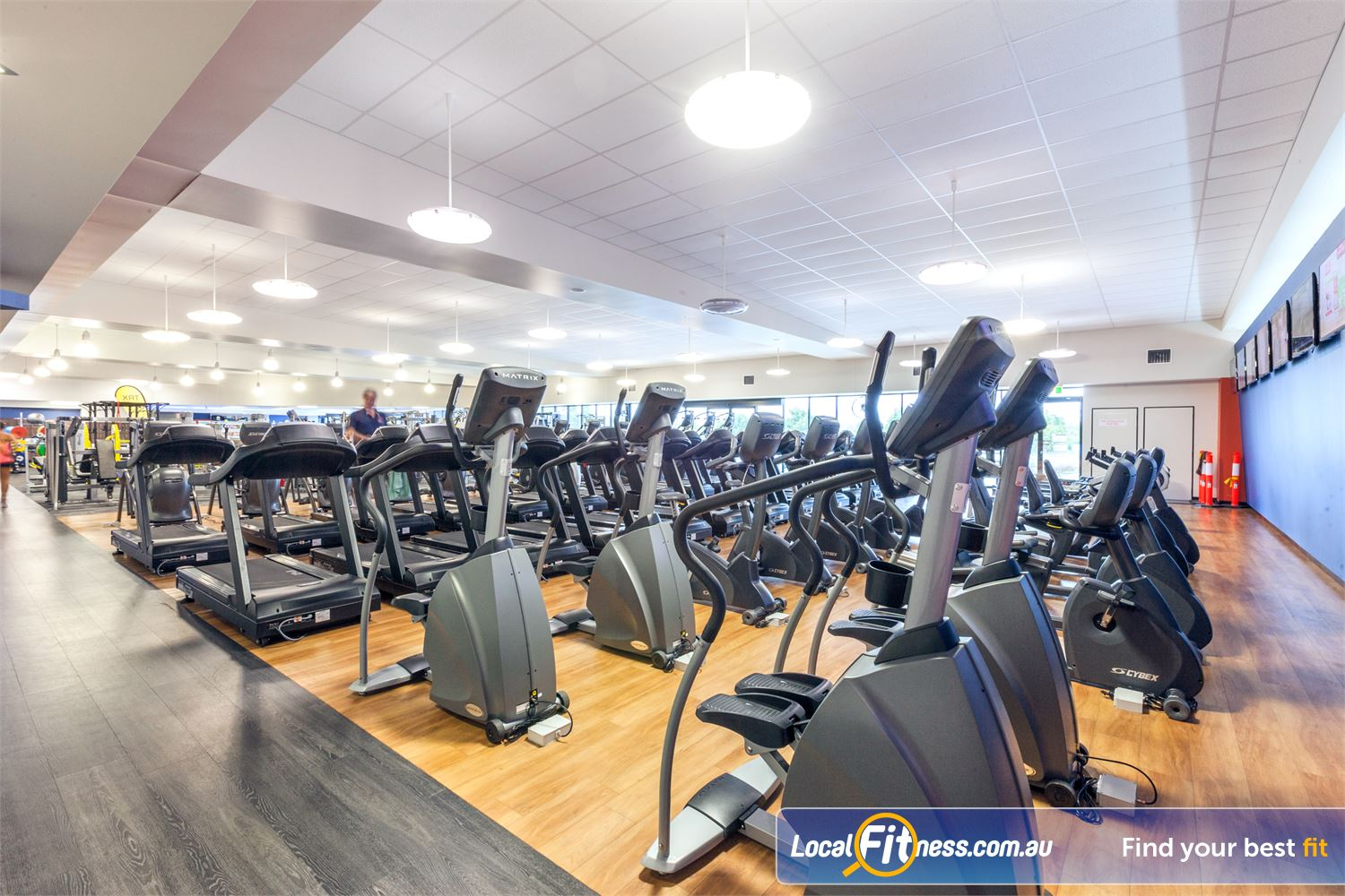Goodlife Health Clubs Near Kings Beach Goodlife Caloundra includes more than 80 pieces of the latest cardio.
