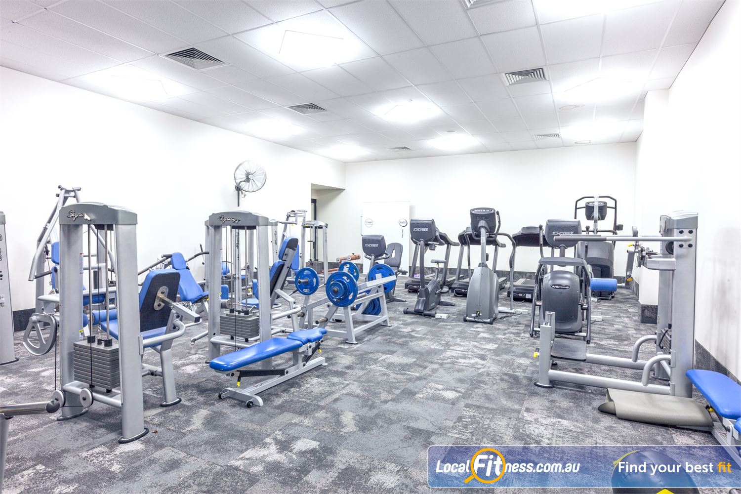 Goodlife Health Clubs Near Moffat Beach Our Caloundra ladies gym is fully equipped for cardio and strength.
