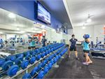 Goodlife Health Clubs Dicky Beach Gym Fitness Plenty of dumb-bells in our gym