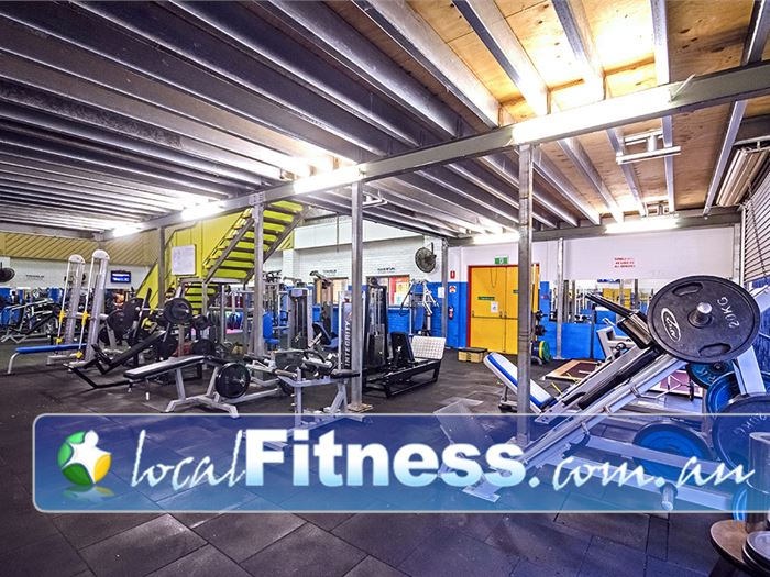 PCYC Gym Zillmere  | PCYC Pine Rivers provides a comprehensive strength and