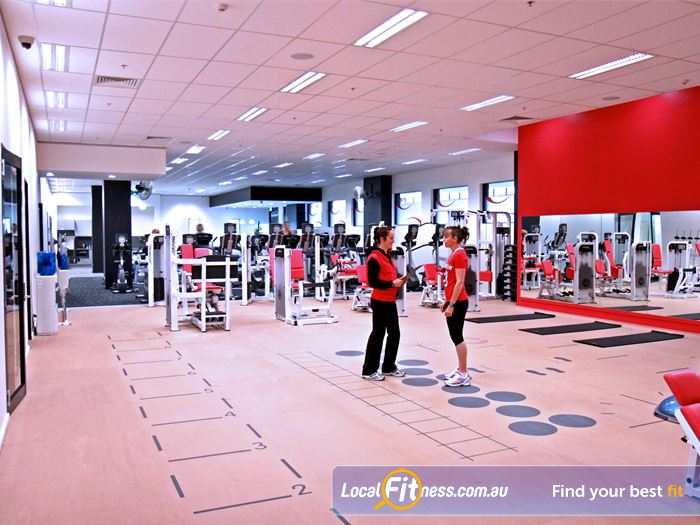 Fernwood Fitness Gym Deakin    Welcome to the new look state of the