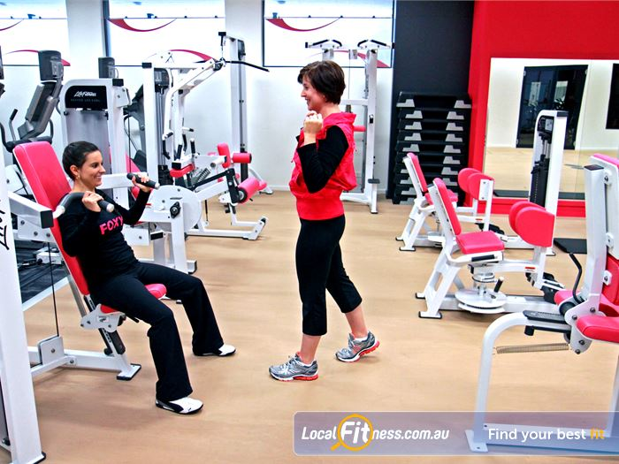 Fernwood Fitness Gym Woden  | Our Fernwood Belconnen gym team can tailor a