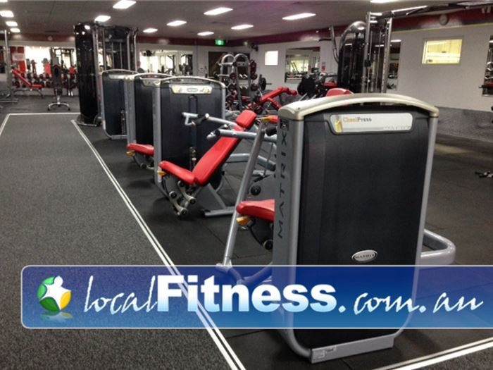 Snap Fitness Seven Hills 24 hour Snap Fitness access means you can avoid crowded gyms.