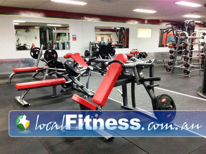 Snap Fitness Near Blacktown Our Seven Hills gym is fully equipped for strength training.