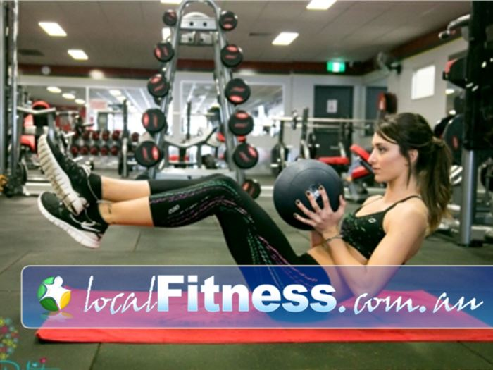 Snap Fitness Near Blacktown Westpoint Seven Hills personal trainers can tailor an ab and core workout.
