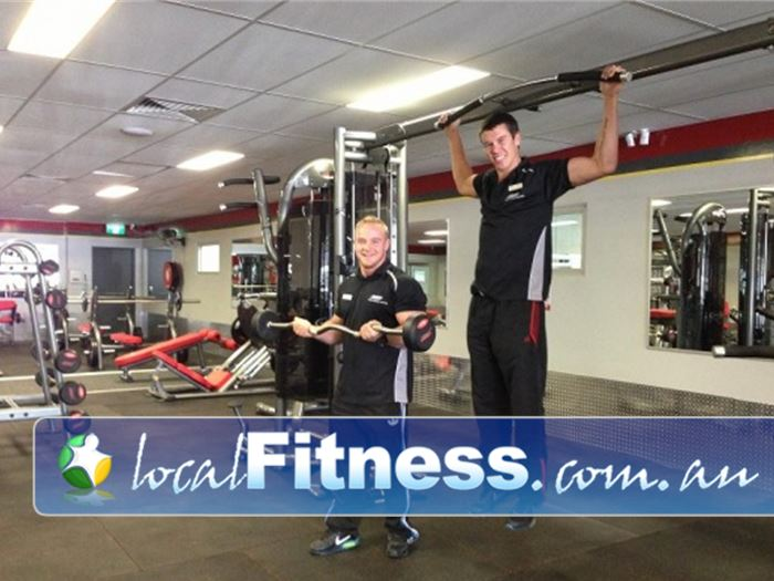 Snap Fitness Seven Hills Our friendly Seven Hills gym team are ready to help you with your fitness.