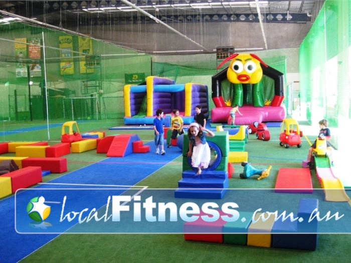 Snap Fitness Near Blacktown Westpoint On-site Seven Hills child care centre.
