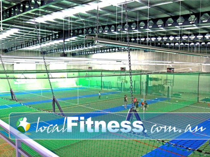 Snap Fitness Near Winston Hills Indoor sports complex for soccer, netball, cricket and more.