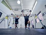 Goodlife Health Clubs Malvern Gym Fitness The dedicated TRX training area