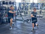 Goodlife Health Clubs Malvern North Gym Fitness ViPR training is a great way to