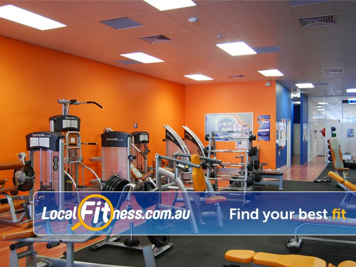 Plus Fitness 24/7 Gym Evanston  | Welcome to your local Evanston gym - Plus