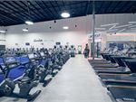 Goodlife Health Clubs Box Hill North Gym Fitness Rows of state of the art cardio