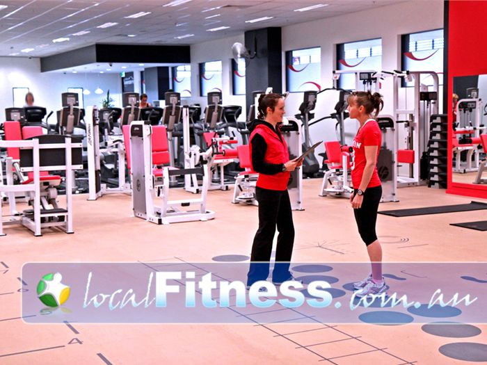 Fernwood Fitness Gym Melbourne    The new Fernwood Melbourne gym is coming in