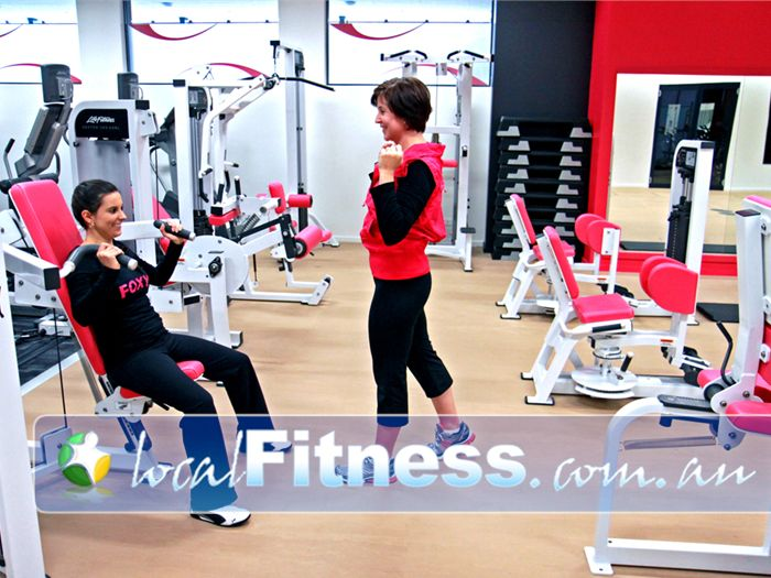 Fernwood Fitness Gym Docklands  | Our Melbourne gym staff will tailor a program