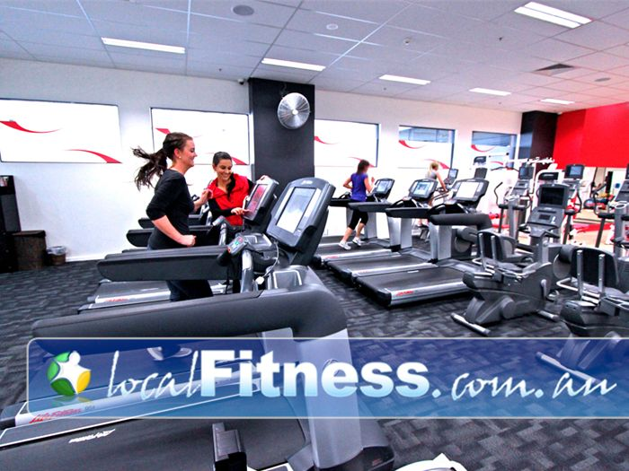 Fernwood Fitness Gym Docklands  | Our Melbourne personal trainers can help you with