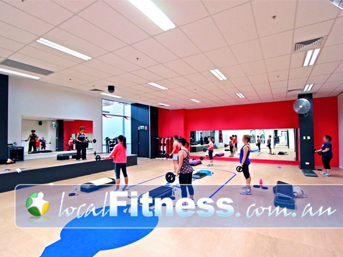 Fernwood Fitness East Melbourne Ladies Gym Fitness Popular classes including