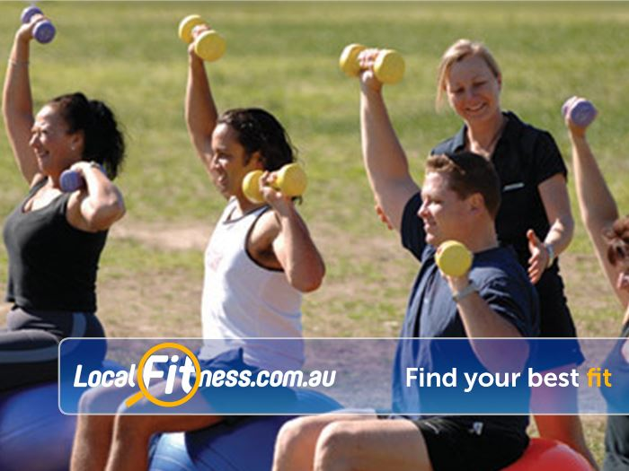 Step into Life Gym Mona Vale  | Working together is more fun and you can