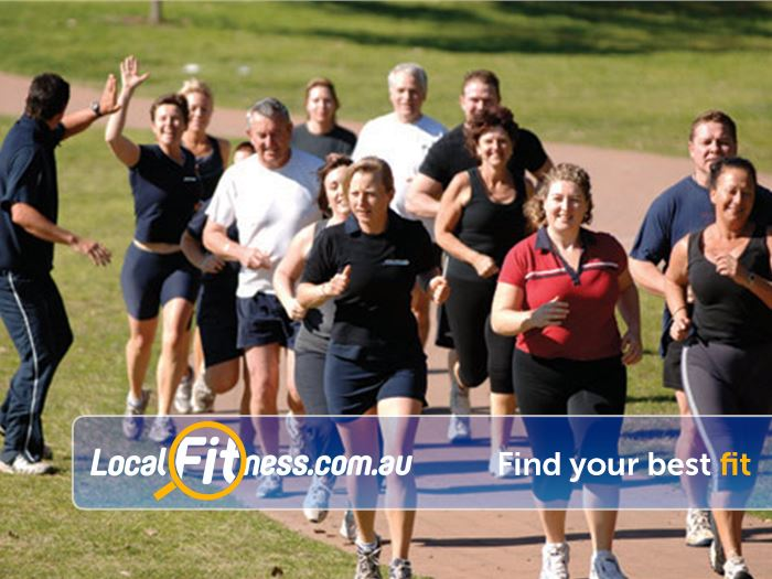 Step into Life Near North Manly Training for a fun run? achievit outdoors with Beacon Hill fitness training.