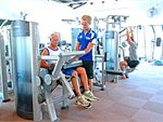 Victoria University Health & Fitness Centre St Albans Gym Fitness The St Albans gym includes the