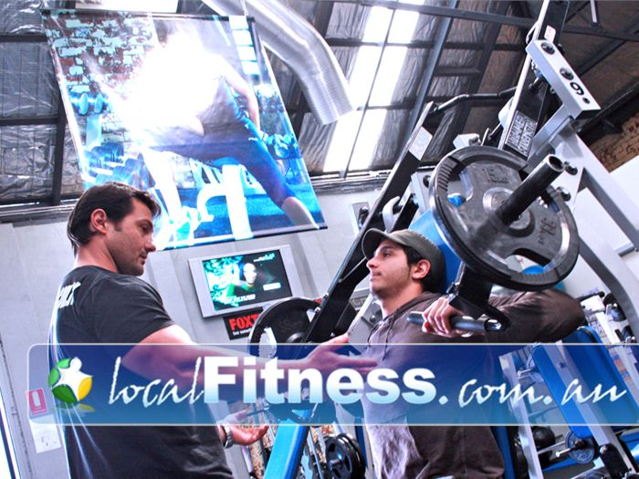 Natural Muscle Gym North Melbourne  | Personalised training with Dom and Nick.