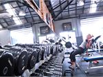 Natural Muscle Ascot Vale Gym Fitness Huge range of dumbbells for all