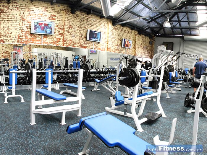 Natural Muscle Aberfeldie Gym Fitness Top of the range fitness