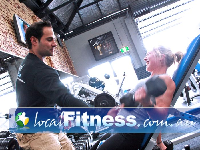 Natural Muscle Near Maribyrnong Our owners are always available to help you reach your goals.