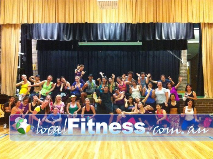 Zumba4u Gym Five Dock  | Join the PARTY at Zumba4U Croydon Zumba classes.
