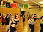 Enjoy our Zumba dance theme nights.