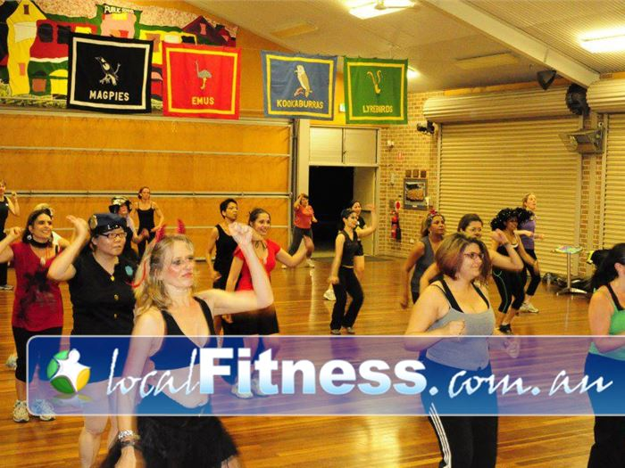 Zumba4u Gym Burwood  | Enjoy our Zumba dance theme nights.