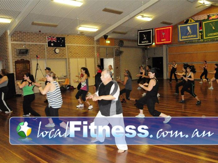Zumba4u Gym Gladesville  | Croydon Zumba classes are fun and high energy.