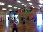 Zumba4U classes are conveniently located at the Croydon