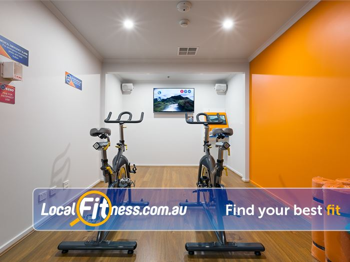 Plus Fitness 24/7 Near Boronia Enjoy virtual cycle classes 24 hours a day in Bayswater.