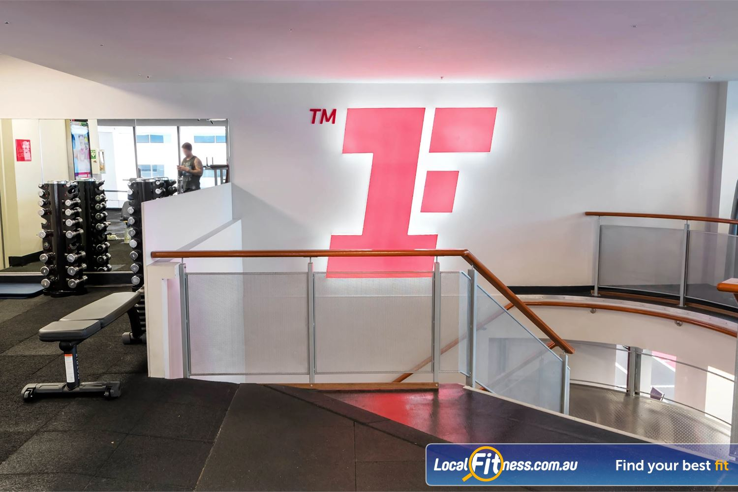 Fitness First Elizabeth Plaza Near Kirribilli Our North Sydney gym is spread over multiple floors.