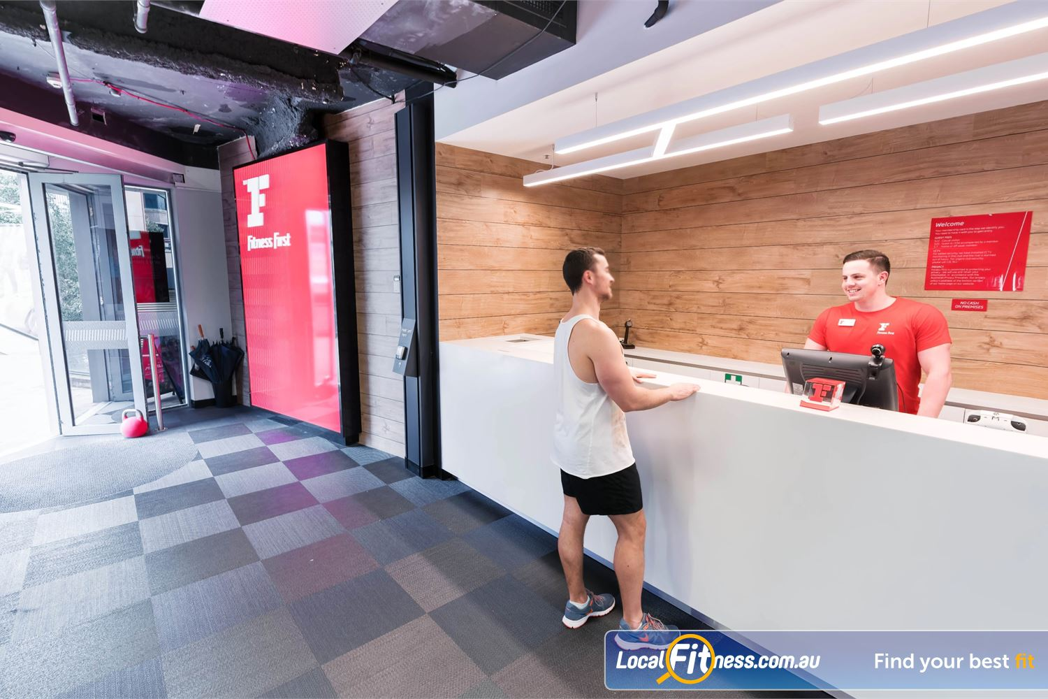 Fitness First Elizabeth Plaza North Sydney Our North Sydney gym team is ready to help you find your fit.