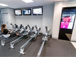 Fitness First Elizabeth Plaza Kirribilli Gym Fitness Rows of rowing machines so you
