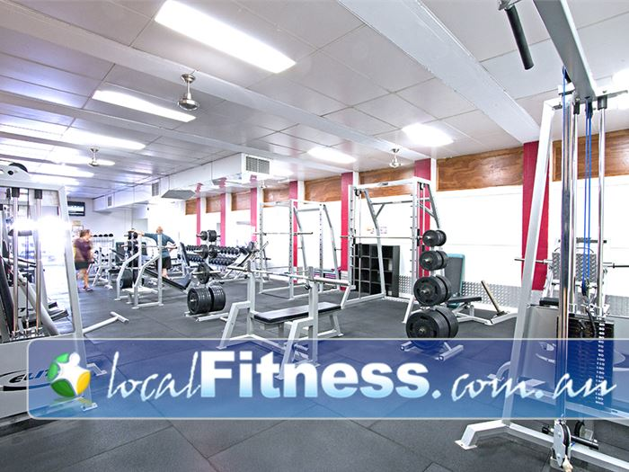 PCYC Gym Collingwood Park  | Welcome to our PCYC Ipswich gym.