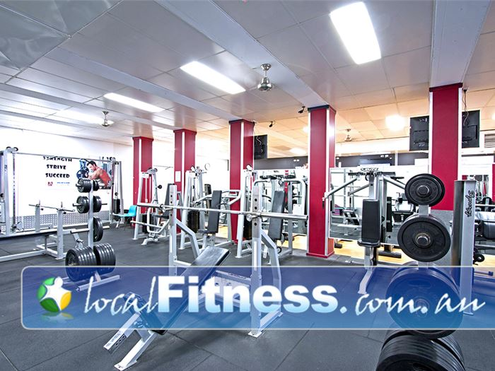 PCYC Gym Collingwood Park  | Our PCYC team can help you with your