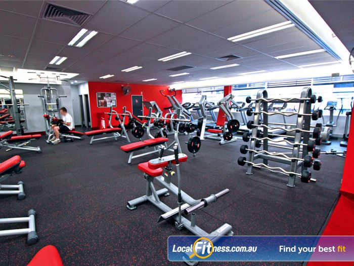 Snap Fitness Gym Bardon  | 24 hour Jindalee gym free-weight access.