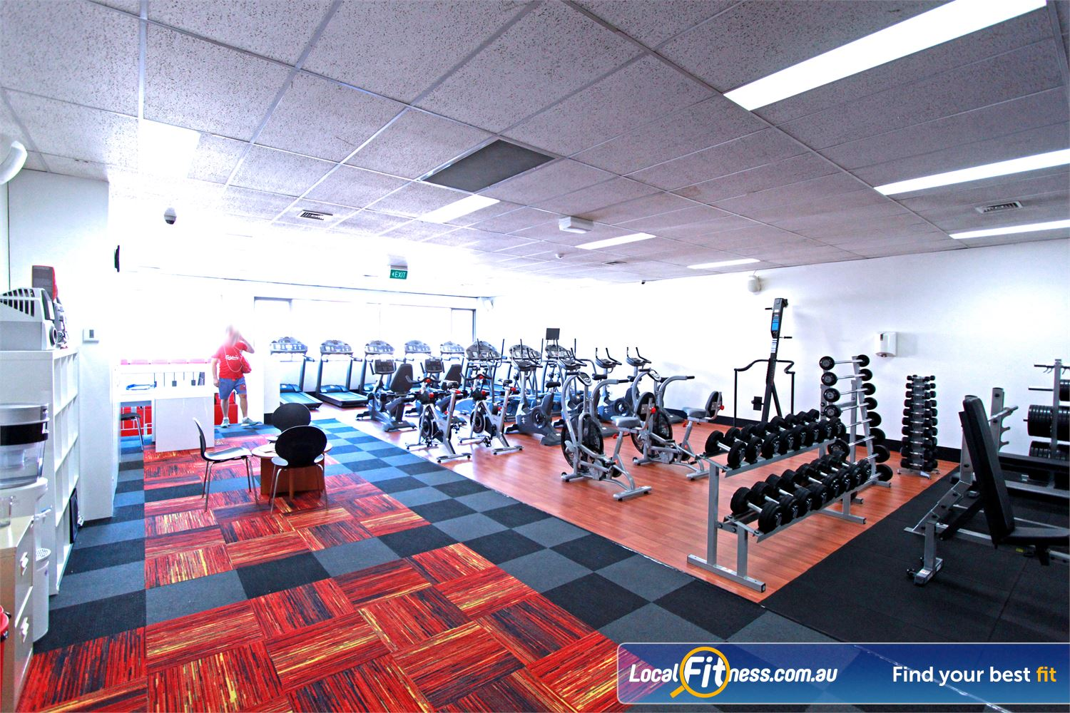 Carlton Fitness Gym Carlton North Welcome to The Carlton Fitness Gym - 24 hour Carlton Gym.