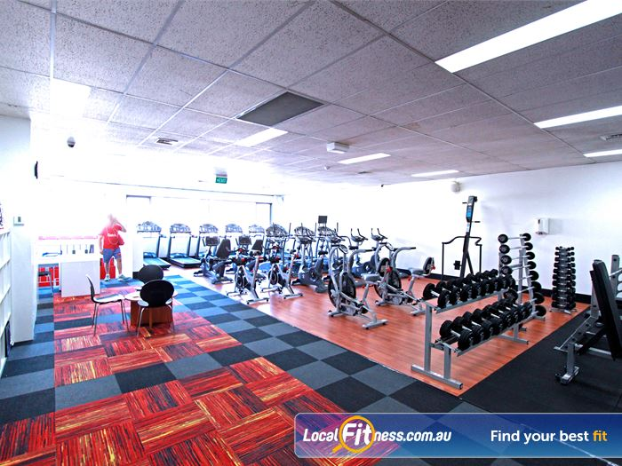 Carlton Fitness Gym Gym Kensington  | Welcome to The Carlton Fitness Gym - 24