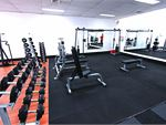 Our Carlton gym is fully equipped for strength.