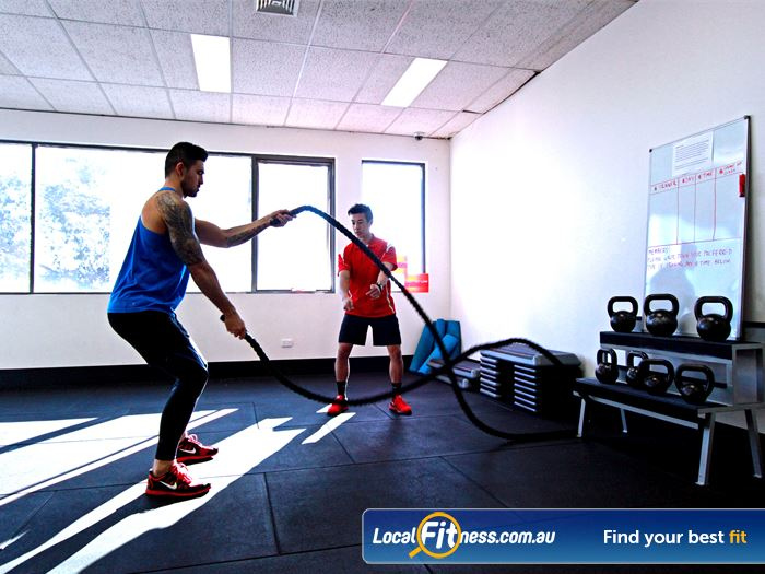 Carlton Fitness Gym Gym Kensington  | Our gym staff will show you how to