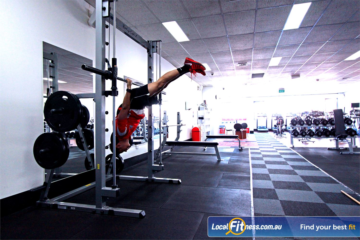 Carlton Fitness Gym Near Fitzroy North Get into functional training at Lean For Life Carlton.
