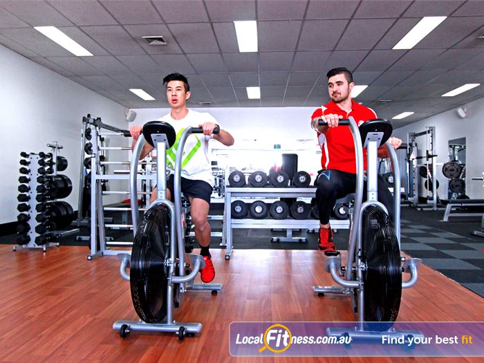 Carlton Fitness Gym Carlton North Gym Fitness Airdyne bikes only at Lean For