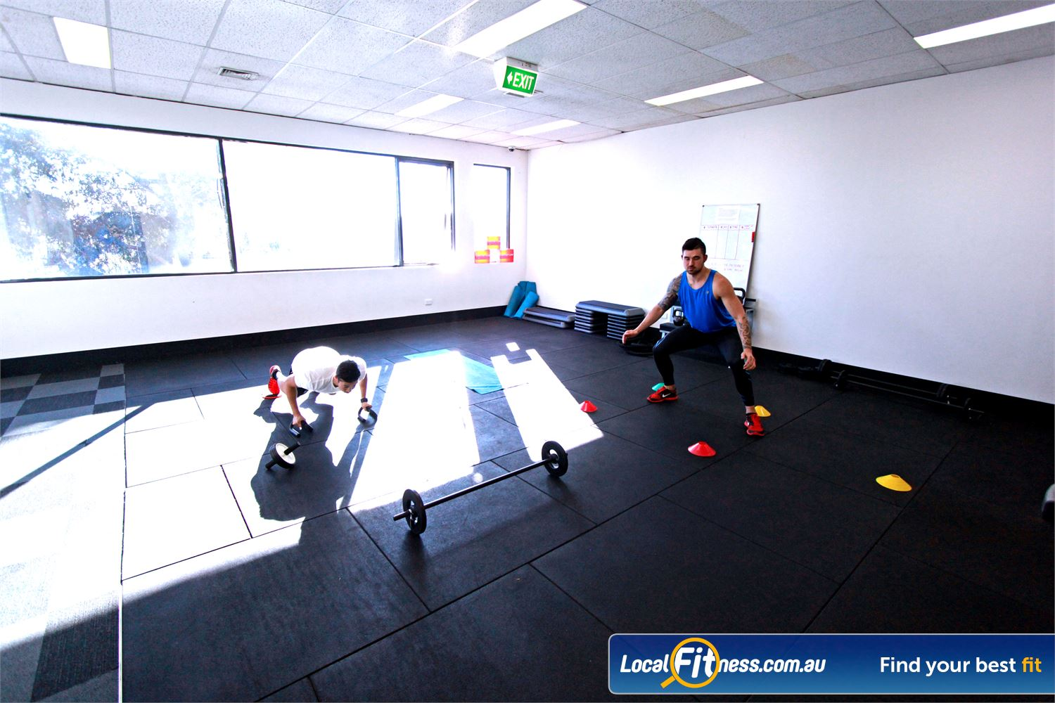 Carlton Fitness Gym Carlton North Get into Carlton group training at Lean For Life.
