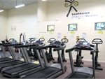 Healthways Recreation Centre Blackburn South Gym CardioRows of machines so you don't
