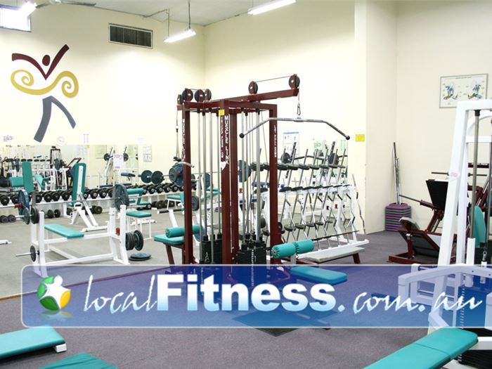 Healthways Recreation Centre Gym Doncaster East  | Welcome to the Healthways Mont Albert gym.