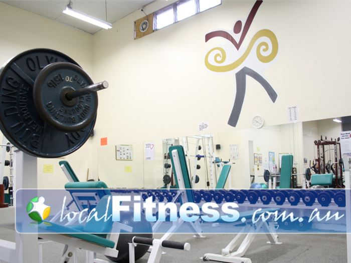 Healthways Recreation Centre Gym Forest Hill  | Our Healthyways Mont Albert gym is full equipped