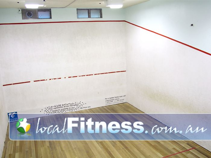 Healthways Recreation Centre Blackburn Gym Fitness Enjoy our Mont Albert squash